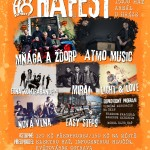 Hafest: 6. ročník multižánrového festivalu vHati u Hlučína, 4. 6. 2016