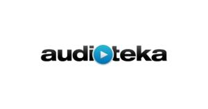 logo audioteka, zdroj:www.audioteka.cz
