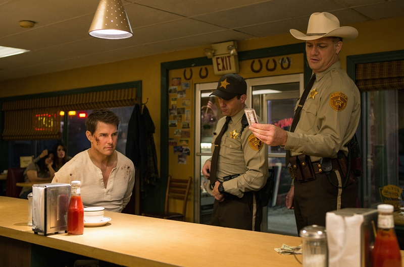 Jack Reacher: Never Go Back (CinemArt)