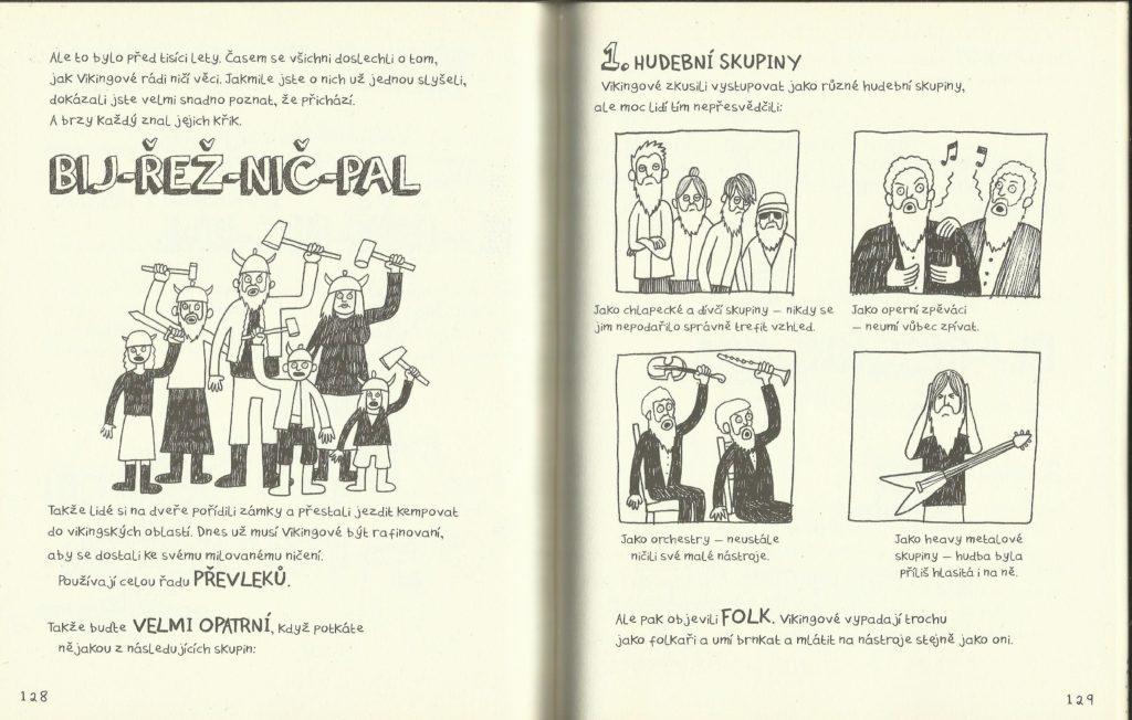 ukázka z knihy - vlastní zpracování