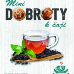 Neobvyklé čajové pečivo pro labužníky