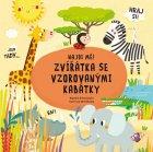 Najdi mě! Zvířátka se vzorovanými kabátky, zdroj:http://www.albatrosmedia.cz