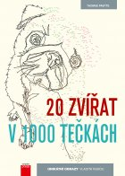 20 zvířat v 1000 tečkách, zdroj:www.albatrosmedia.cz