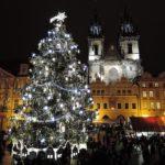 Vánoční trhy v Praze 2016