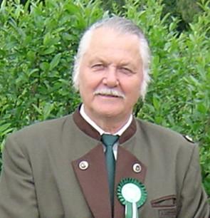 Slovenský spisovatel Milan Húževka