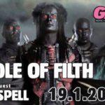 Společné turné Cradle of Filth a Moonspell se prožene Prahou a Ostravou