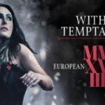 Within Temptation se chystají na turné a zamíří i do Prahy