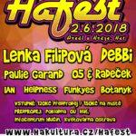 HAFEST 2. 6. 2018