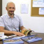 Milan Paprčka: Ručně malovaným mapám se věnujeme již 15 let