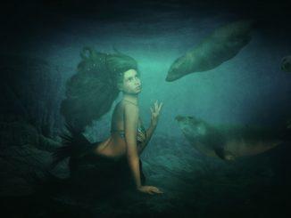 mermaid 4143765 1280