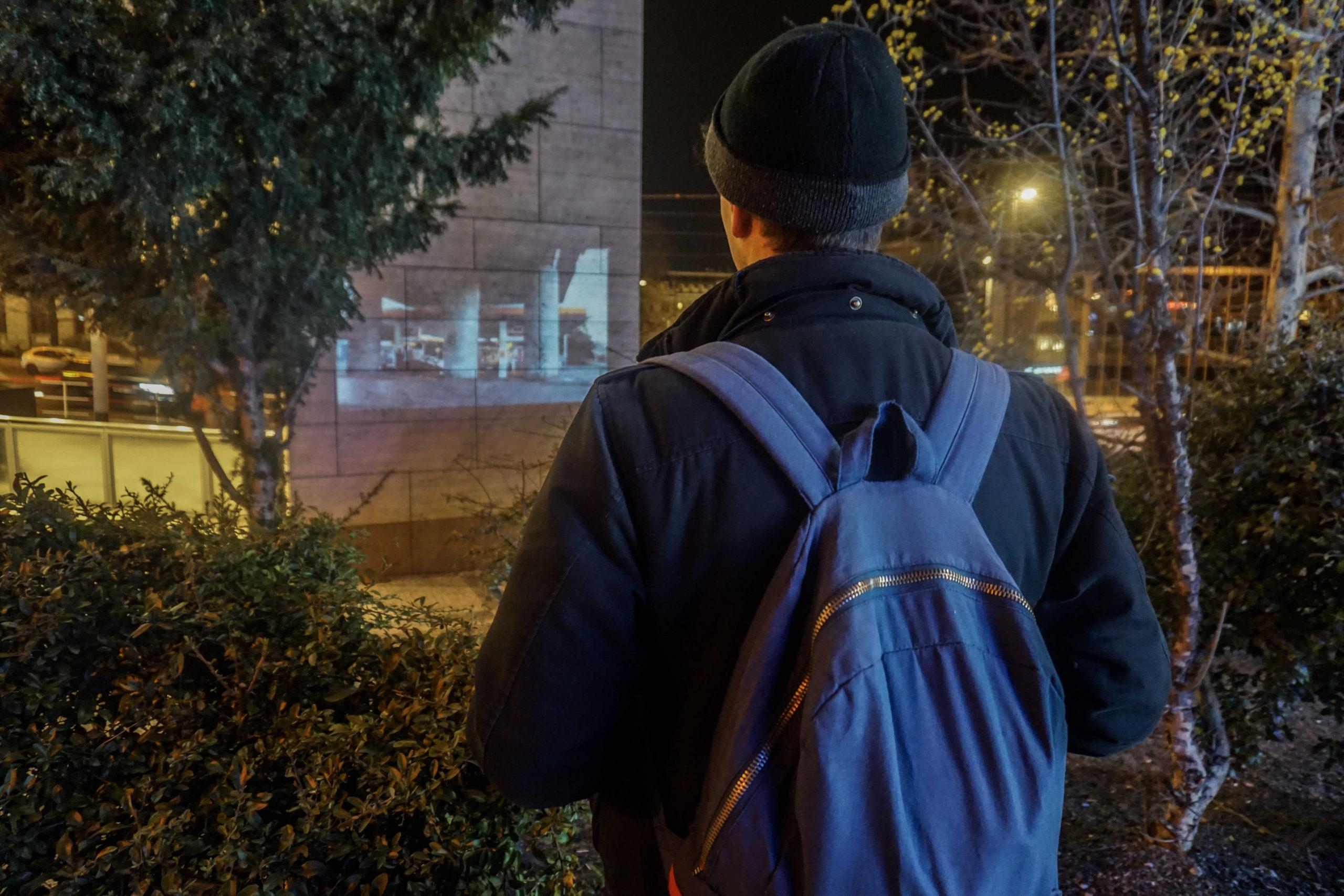 MyStreetFilms2020 promítáníTinnitus