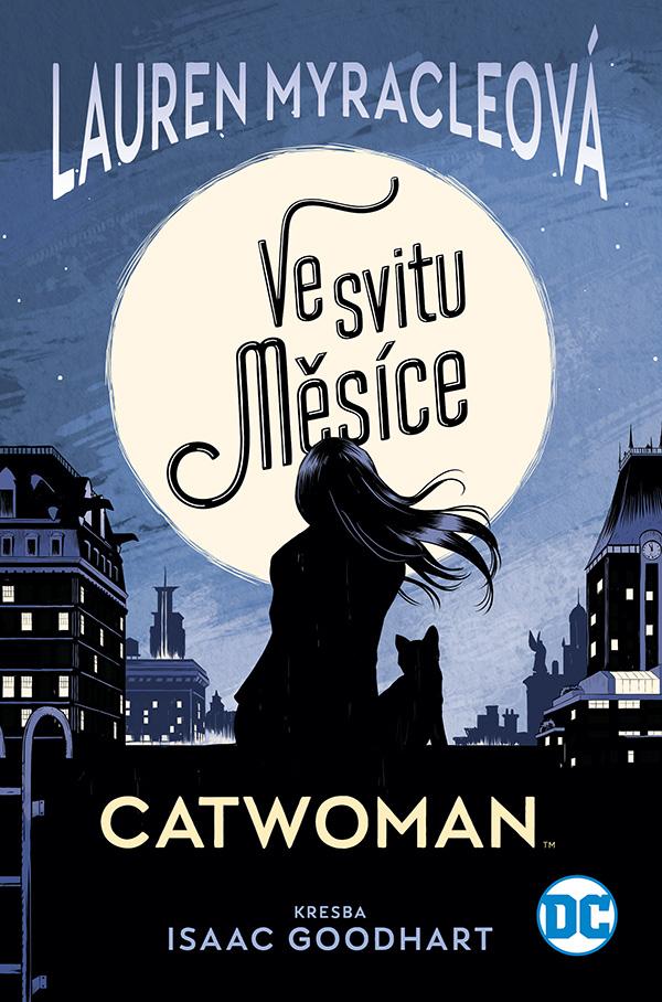 catwoman ve stínu měsíce