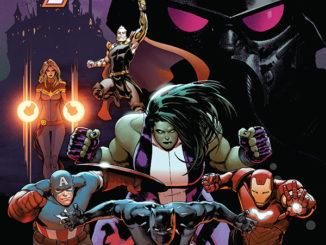 avengers válka upírů