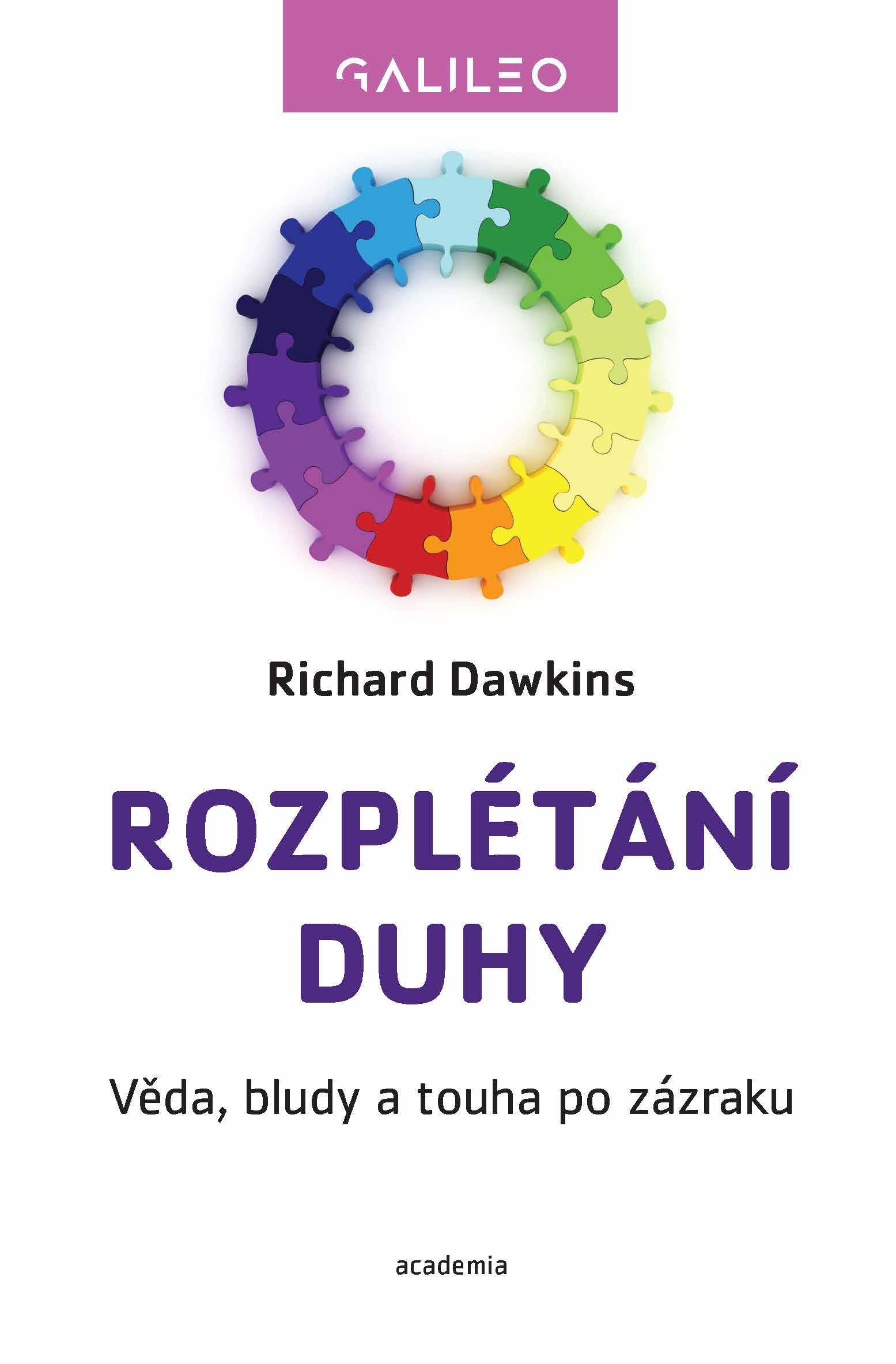 richard dawkins rozplétání duhy