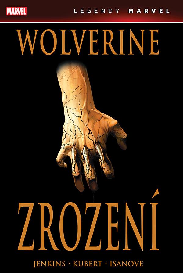 Wolverine Zrození