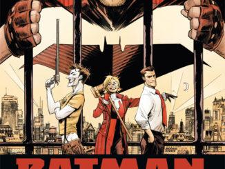 Batman Bilý rytíř