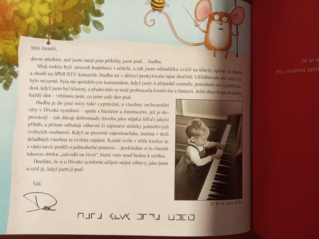 Ukázka z knihy, poslední strana, zdroj:vlastní foto