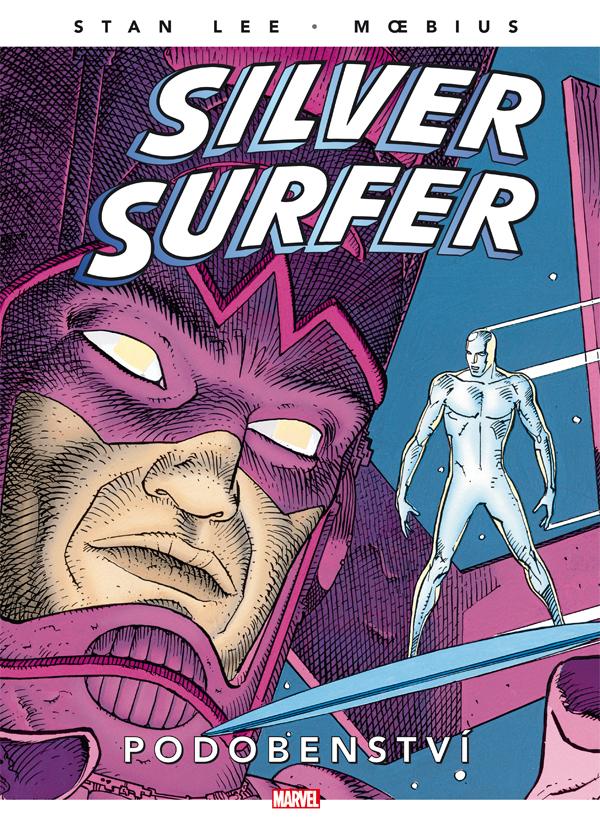 Silver Surfer Podobenstvi