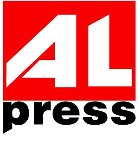 LOGO ALpress, zdroj:www.alpress.cz