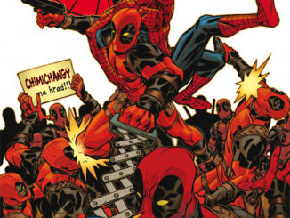 Spidey a Deadpool