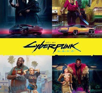 Svet hry Cyberpunk