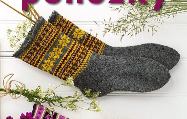 Pletene ponozky