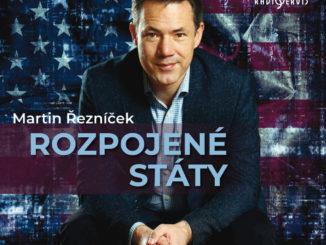 Audiokniha Rozpojene staty Martin Reznicek