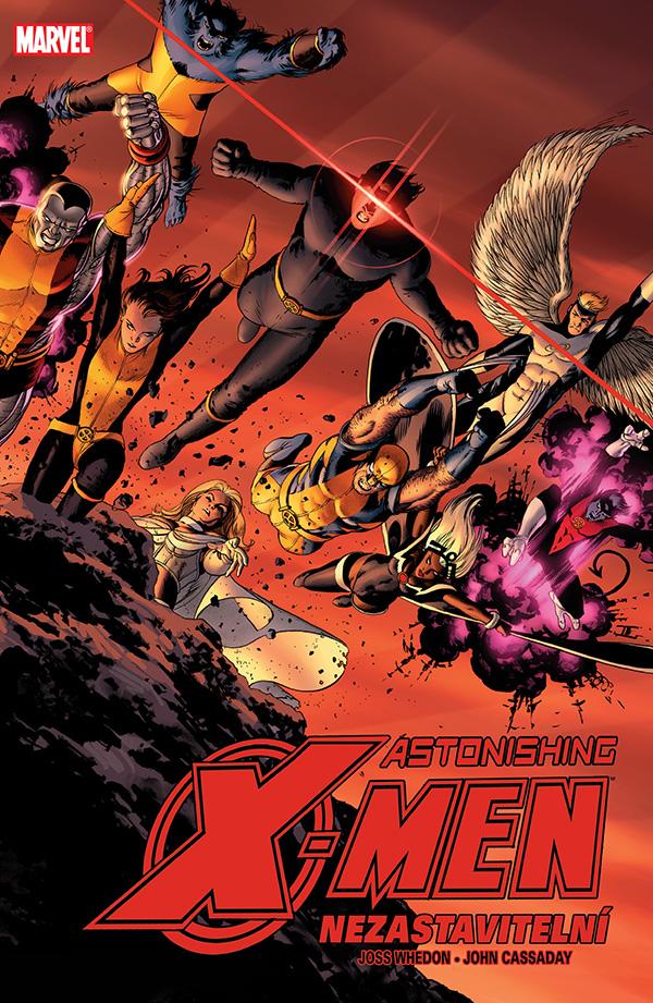 Astonishing X Men Nezastavitelni
