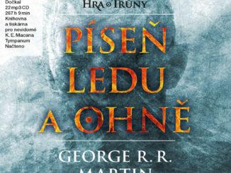 Audiokniha Pisen ledu a ohne Martin George R R