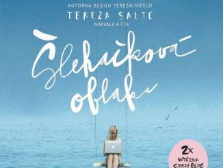 Audiokniha Slehackova oblaka Tereza Salte