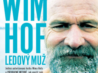 Audiokniha Wim Hof Ledovy muz Wim Hof
