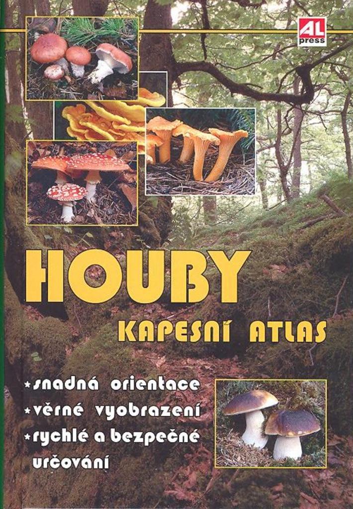 houby kapesni atlas