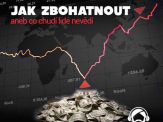 Audiokniha Jak zbohatnout aneb co chudi nevedi Vladimir Prochazka