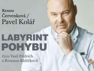 Audiokniha Labyrint pohybu Renata Petrickova Pavel Kopta