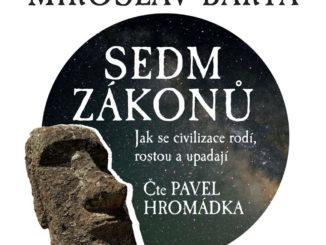 Audiokniha Sedm zakonu Miroslav Barta 1