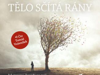 Audiokniha Telo scita rany Bessel van der Kolk